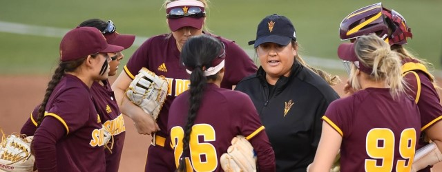 Youngsters leading the way in rebuilding ASU softball
