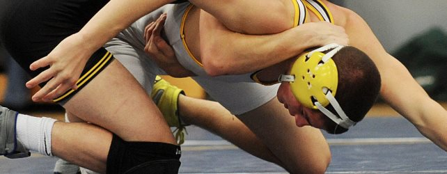 Ybarra, Deasey win Cadet titles at Fargo wrestling nat'ls