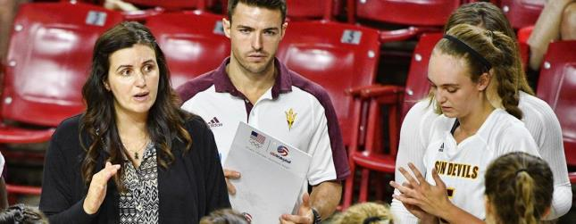 Tomasevic: ASU volleyball hurt by 'fake harmony' in 2017