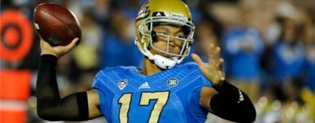 Remember Brett Hundley? Local prep star now a Cardinal
