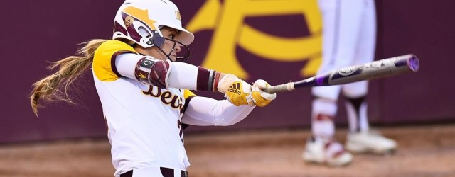 9 straight losses likely to drop ASU softball from rankings