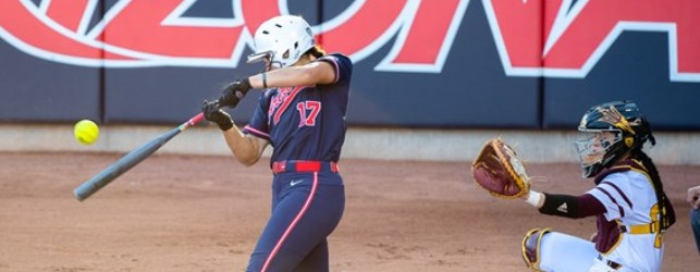 #6 Arizona softball has power, pitching to return to WCWS