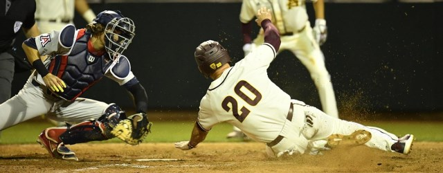 ASU baseball taps out at regionals – again
