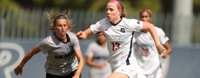 Lightning strikes…and UA soccer storms to a 4-0 start