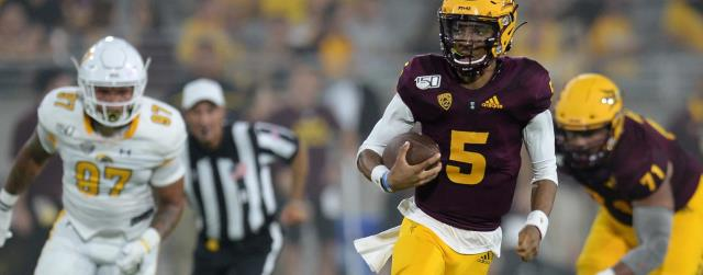 How far can the freshman QB take ASU?  Maybe all the way