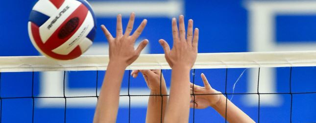 AZ volleyball teams fall short; Hamilton is 4th at Nike TOC