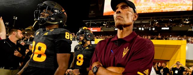 ASU buys into Herm's 'NFL vision' with contract extension