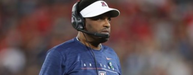 Sumlin's future with UA football riding on coaching hires