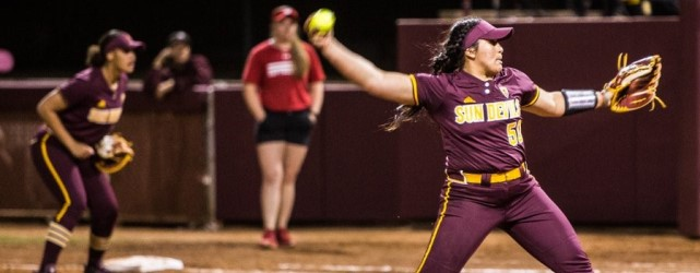 ASU softball searching for a 1-2 punch in the circle
