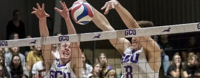 GCU men's volleyball is hot: three top-10 wins in 3 weeks
