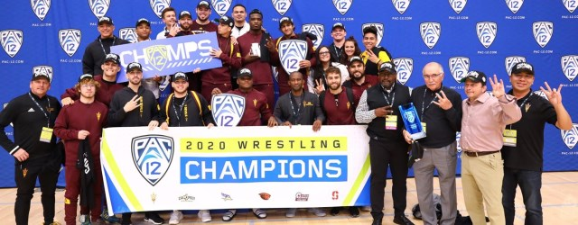 ASU wrestling has arrived: a national power once again