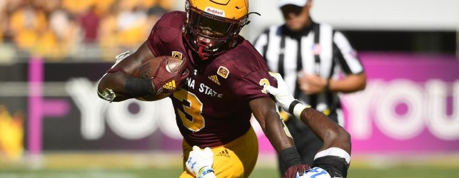 NFL draft: ASU's Eno Benjamin joins the Cardinals