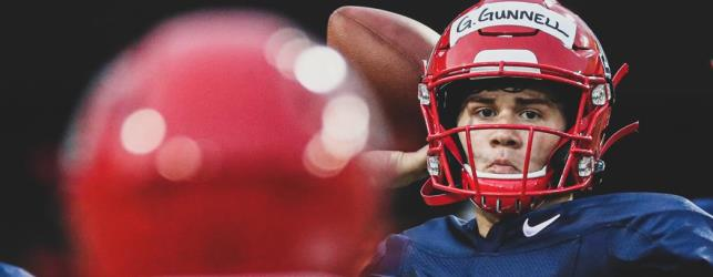 UA's Gunnell looking like heir apparent to QB Kahlil Tate