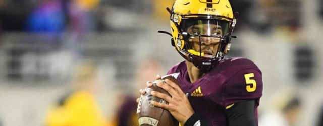 The rise of QB Jayden Daniels: ASU football has exciting future