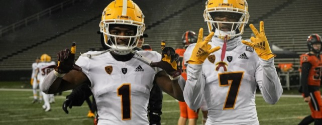 ASU football calls it quits, ends season with Oregon St. win