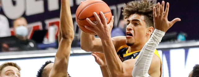 One step forward, 2 steps back for NAU men's basketball
