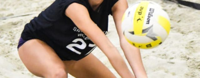 After 2-year pause, beach volleyball teams back to defend titles