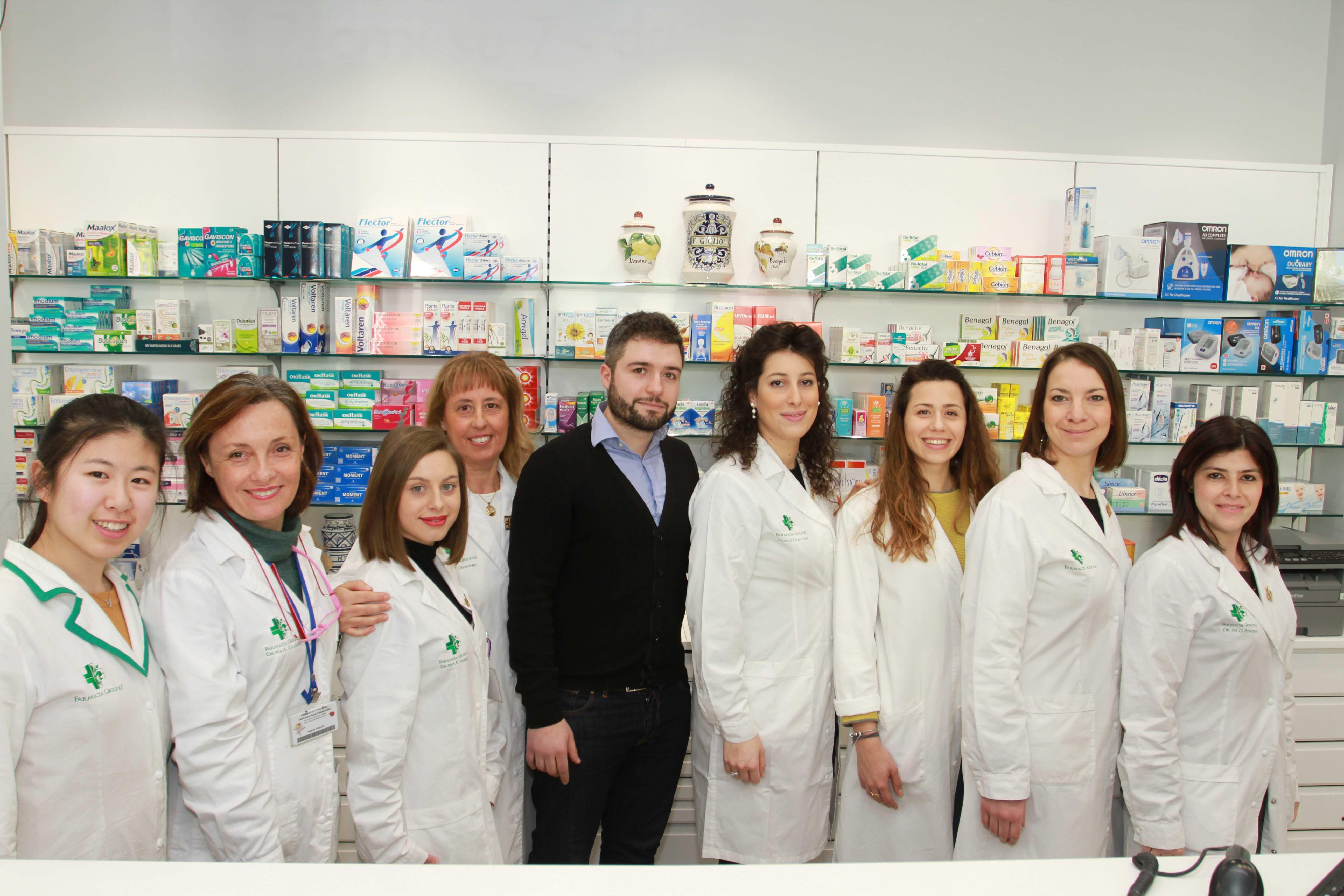 Farmacia Giglioli Servizi A 360 Gradi Per La Salute E Il Benessere Dei Propri Clienti Piana Notizie