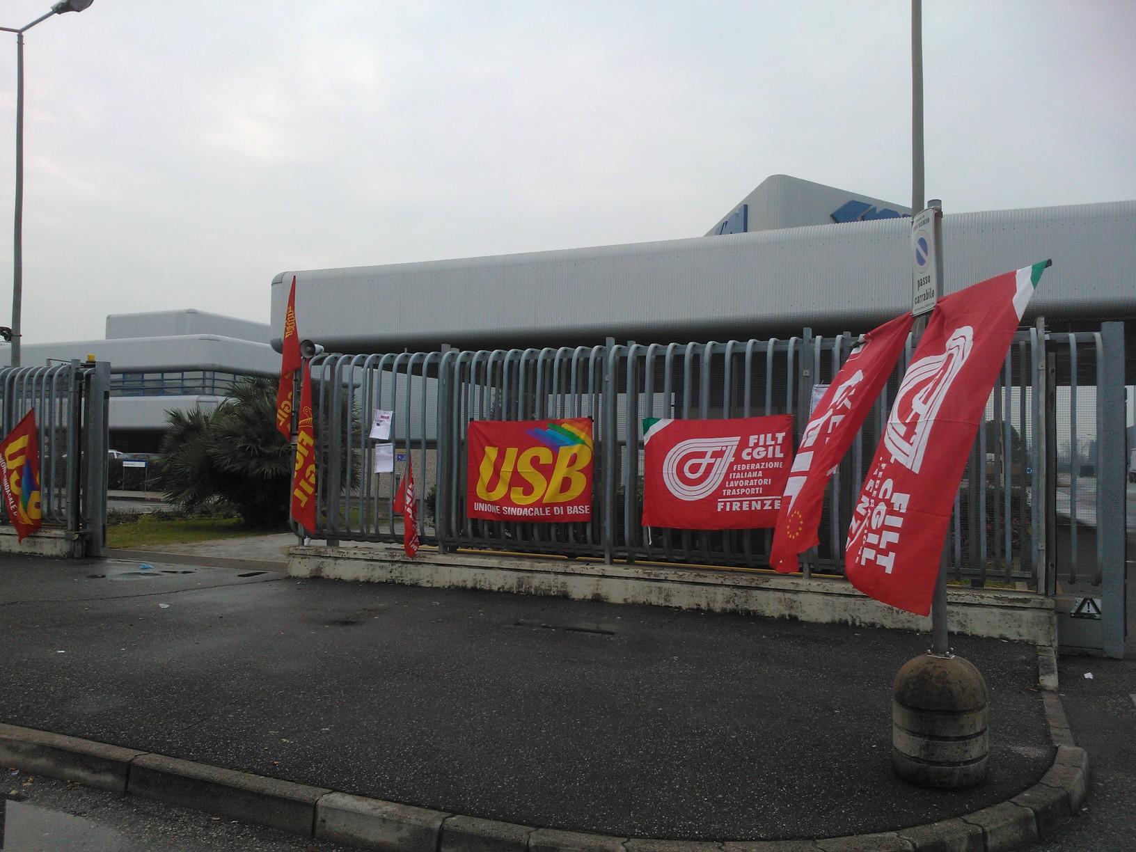 sciopero gkn