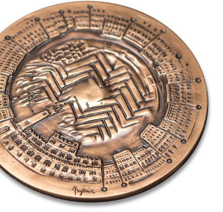 medaglia del palio di siena