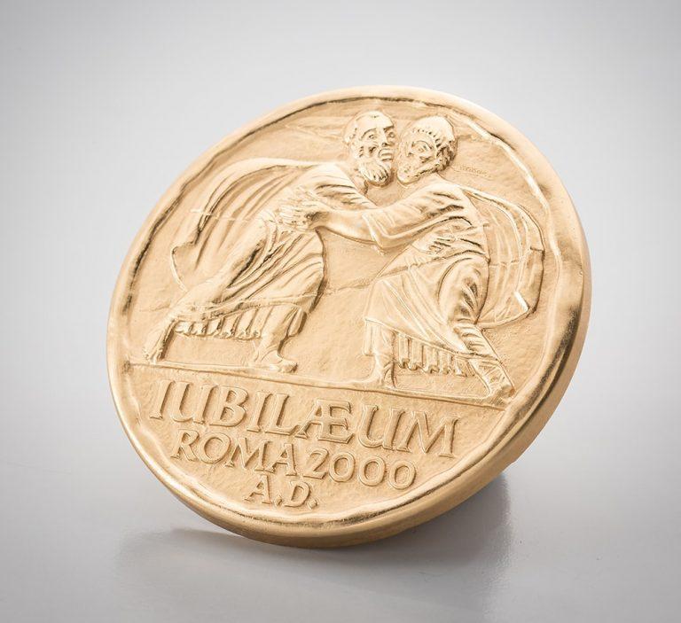 medaglia giubileo 2000 picchiani e barlacchi