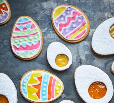 Easy easter biscuits receipe