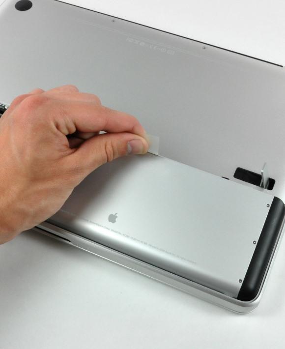 Замена аккумуляторной батареи в нетбуке