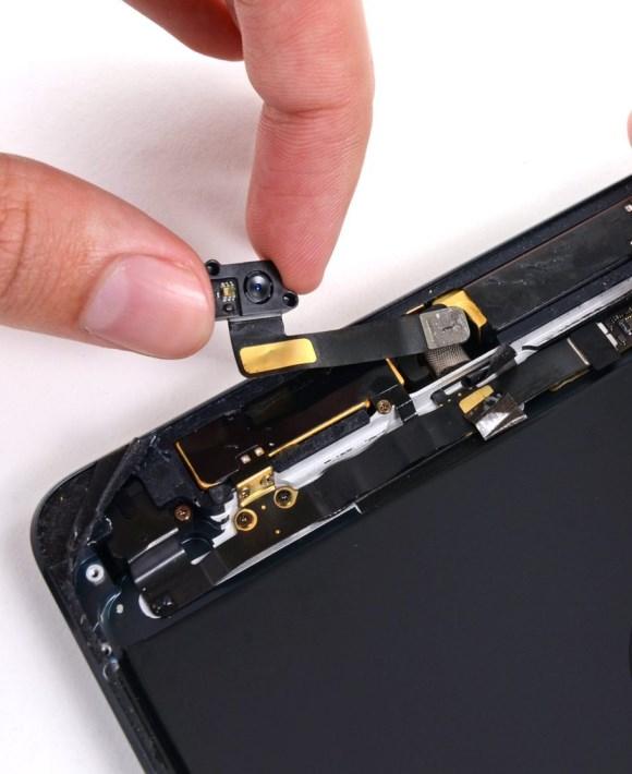 Замена фото-видео камеры в планшете