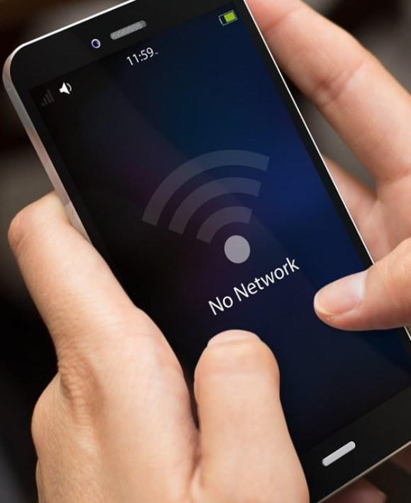 Нет wifi сигнала в телефоне