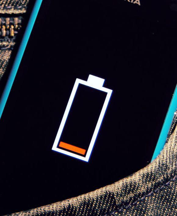 мобильный телефон быстро разряжается
