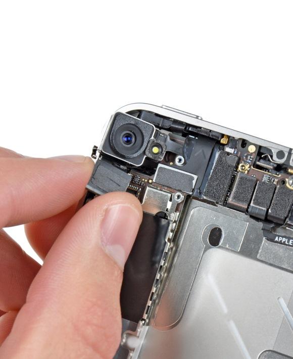 Замена камеры мобильного телефона