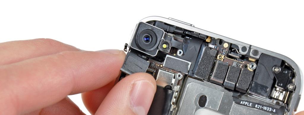 Процесс установки, замены фото-видео камеры в телефоне