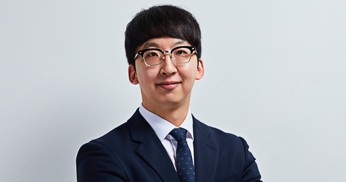 Donggeun Lee as New Senior Associate Patent Attorney