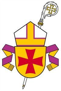 Turun arkkihiippakunnan piispan vaakuna