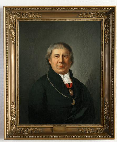 Sakari Cygnaeus nuorempi, 1819 – 1820 (taiteilija tuntematon)