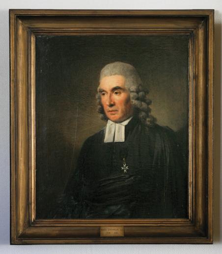 Zacharias (Sakari) Cygnaeus, vanhempi, 1792 – 1809 (C.F. von Brenda 1800)
