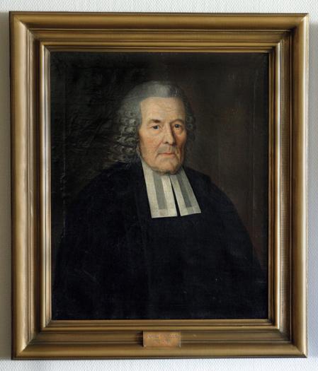 Gabriel Fortelius, 1762 – 1788 (Nils Schillmark 1782)