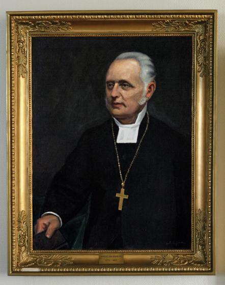 Anders Johan Hornborg, 1879 – 1883 (Berndt Lagerstam)