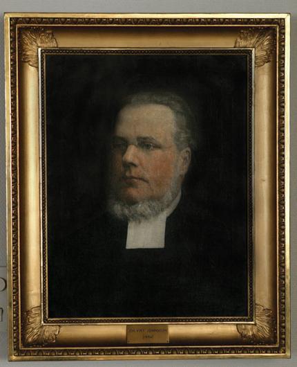 Johan Viktor Johnsson, 1884 (Fredrik Ahlstedt 1886)