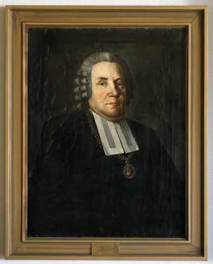 Paavali Krogius, 1789 – 1792 (taiteilija tuntematon)