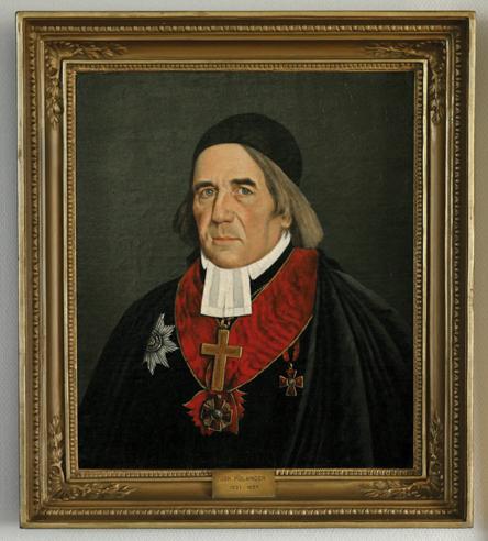 Johan (Juhana) Molander, 1821 – 1837 (taiteilija tuntematon)