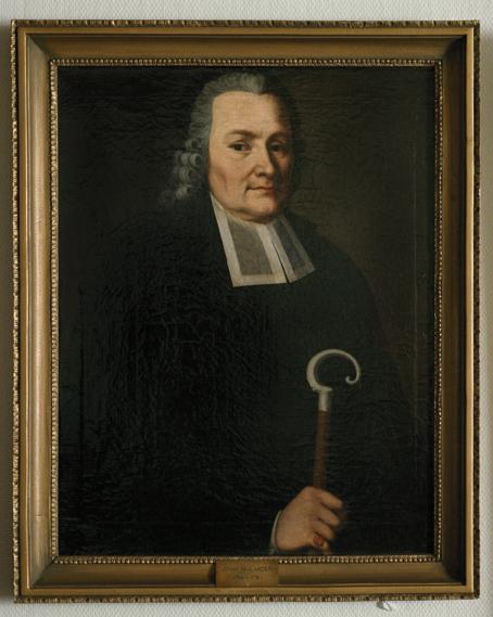 Johan (Juhana) Nylander, 1745 – 1761 (taiteilija tuntematon)