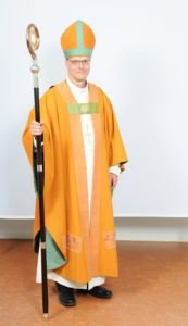 Piispan liturginen asu