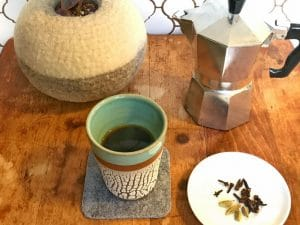 Zanzibar Spiced Coffee