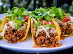 perfect beef tacos