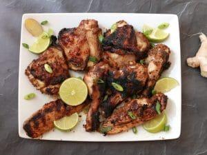 jamaican jerk chicken Piquant Post