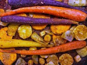 Vadouvan Roasted Vegetables