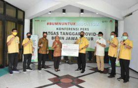 Bantuan Pupuk Petroganik Untuk Pemkot Mojokerto