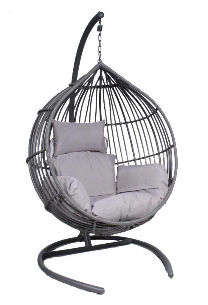 Hangstoel Egg Wit.Gpdesign Hangstoel Cocoon Plaggenmarsch Tuinmeubelen