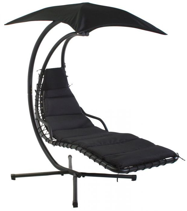 Hangstoel Met Parasol.Sens Line Honululu Hangstoel Met Parasol Hangstoel Plaggenmarsch